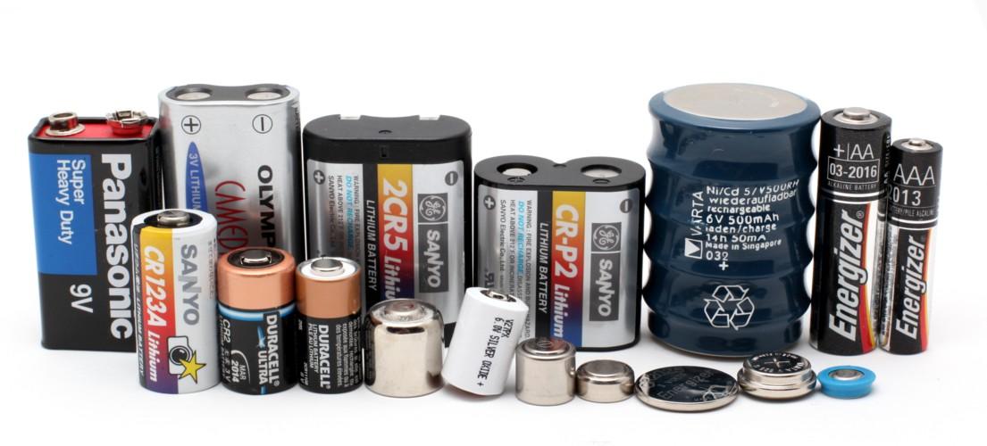 Батарейки, зарядные устройства