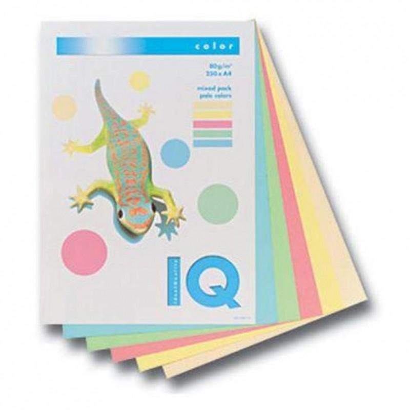 Бумага цветная a4 trend
