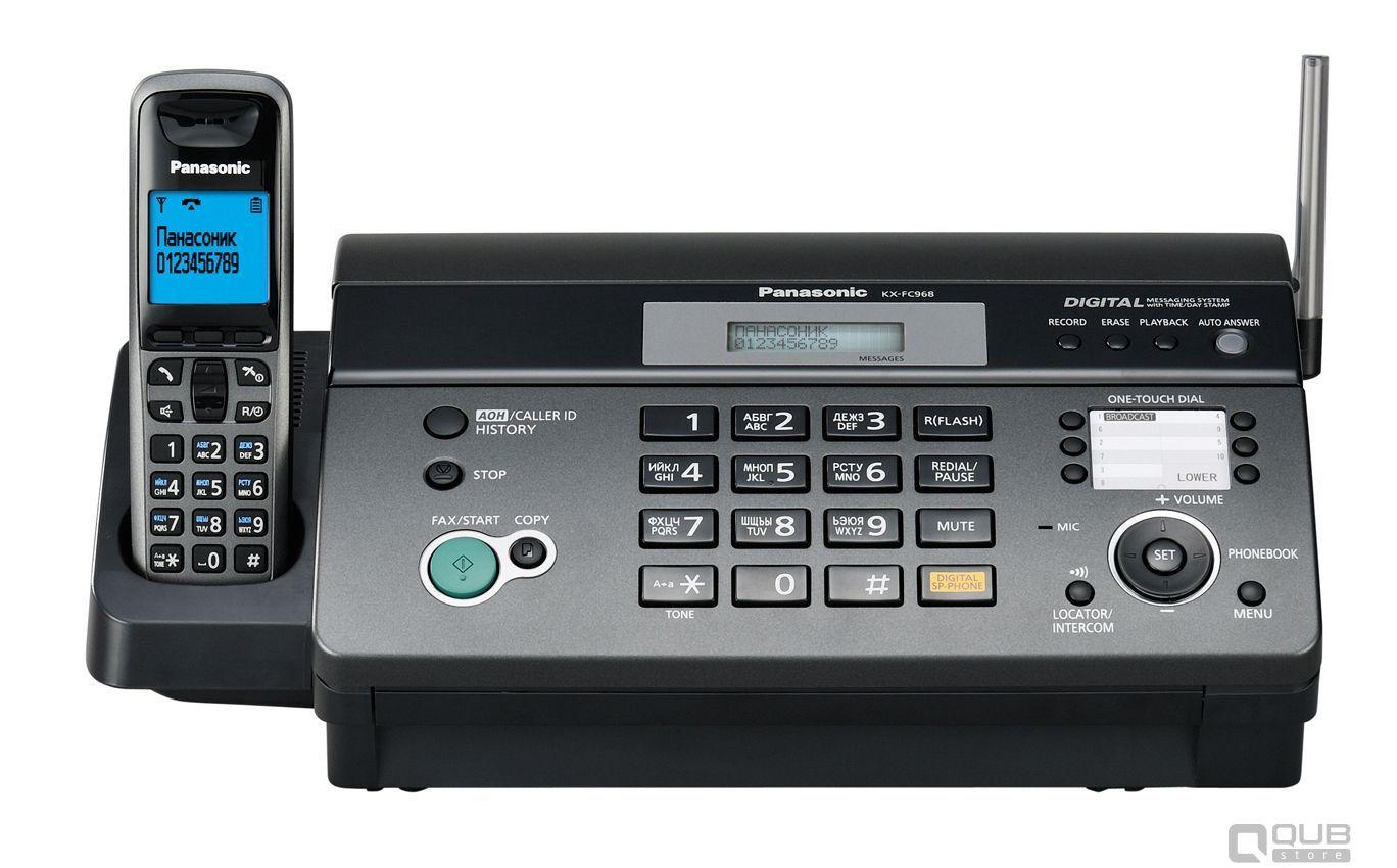 Факс-аппараты