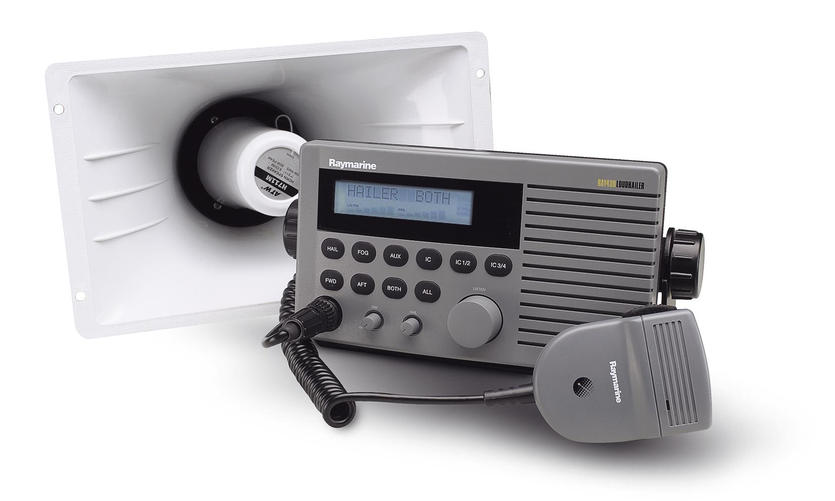 Радиостанции / мегафоны