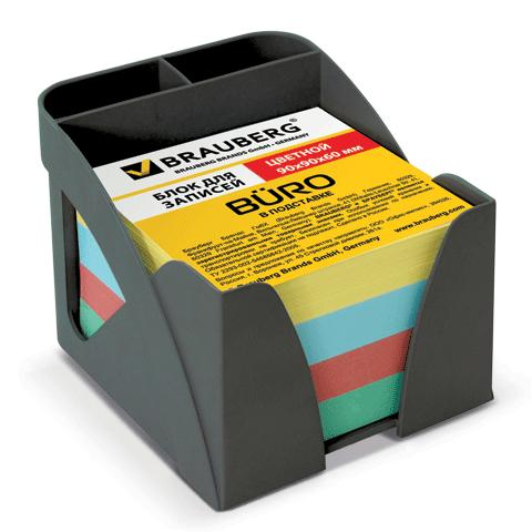 Блоки бумажные в подставке