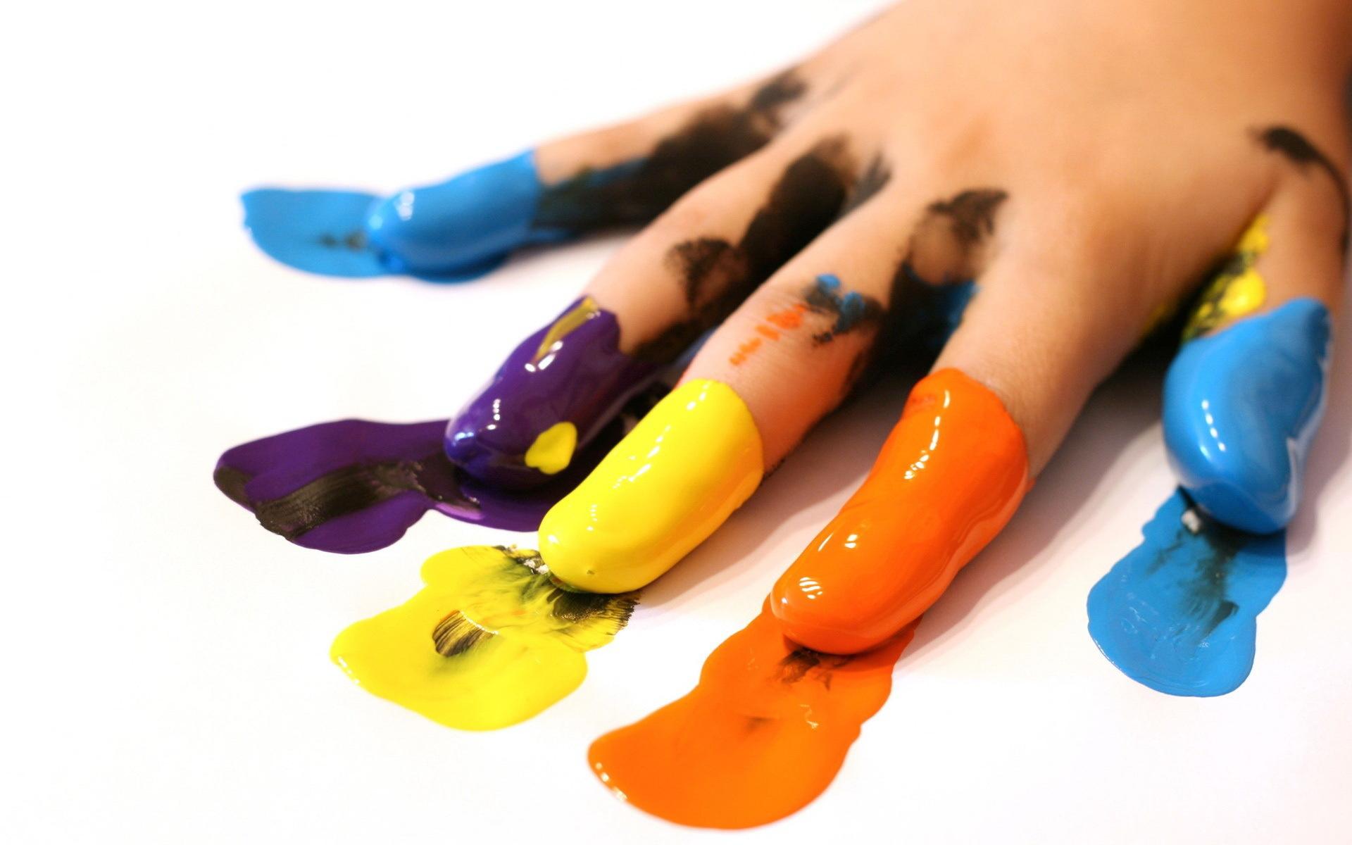 Краски декоративные