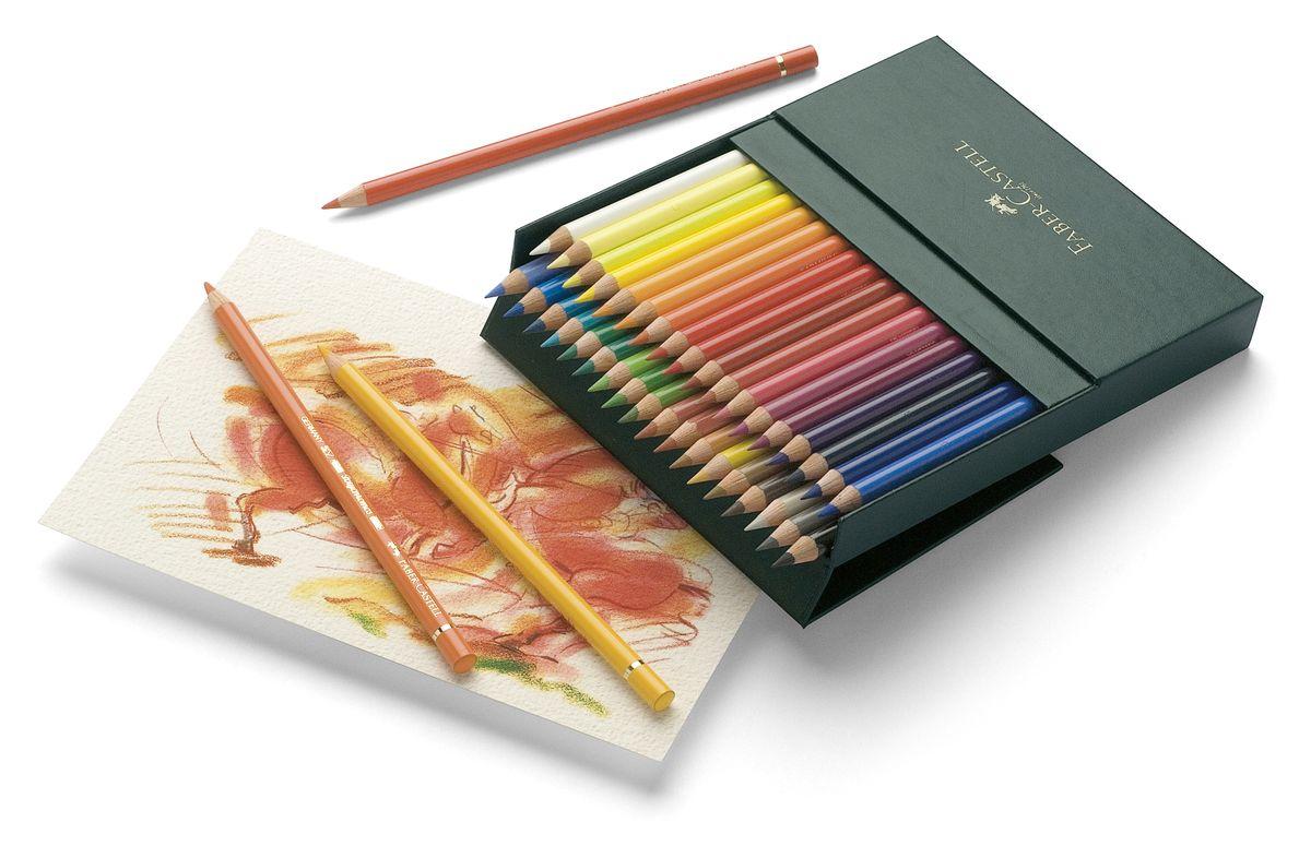 Профессиональные карандаши, пастель, уголь, сепия