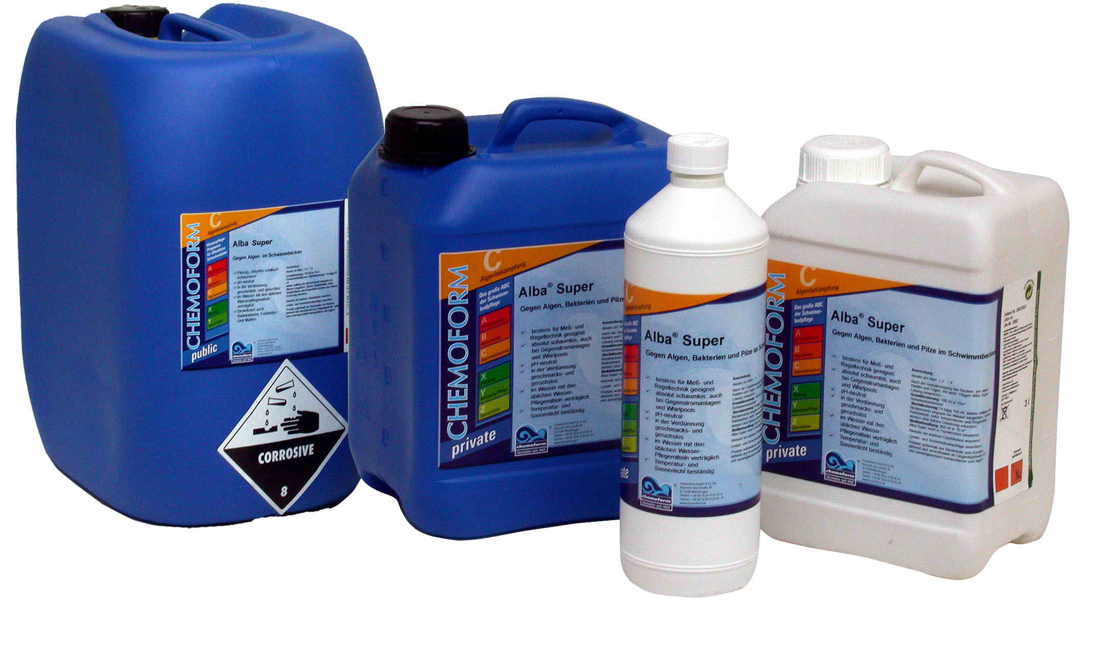 Специализированные химические и дезинфицирующие средства